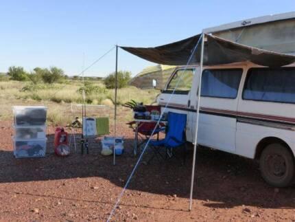 German car mechanic selling its beloved campervan West Perth Perth City Preview