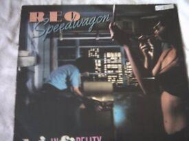 Vinyl LP REO Speedwagon REO Speedwagon Hi In Delity Epic EPC 84700 Stereo