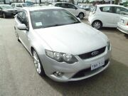 2010 Ford Falcon FG XR6 Silver 6 Speed Sports Automatic Sedan Heatherton Kingston Area Preview