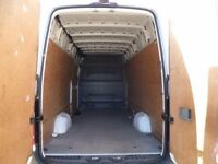 Man with a van hire, sofa bed wardrobe fridge washing machine delivery, house removal