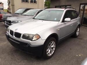 2006 BMW X3 2.5L