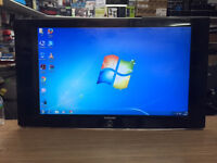Samsung 40 inch LE40S86BDX/XEU HD Ready Freeview LCD TV Working TV