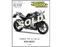 AWESOME DEALS ON KAWASAKI SPORT BIKES ONLY AT G & G BROTHERS LTD