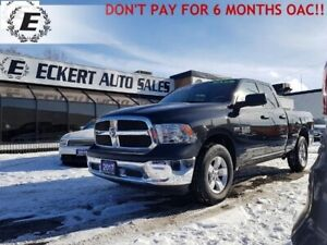 2017 Ram 1500 ST  DO NOT PAY FOR 6 MONTHS OAC!!