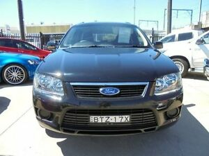 2010 Ford Territory SY Mkii TX Black 4 Speed Automatic Wagon Holroyd Parramatta Area Preview