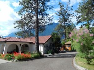 Live Mortgage Free in Sunny Hot Lillooet