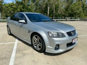2012 Holden Commodore VE II MY12 SV6 Silver 6 Speed Manual Sedan Morayfield Caboolture Area Preview