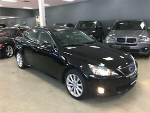 2010 Lexus IS 250 ULTRA PREMIUM**NAVI**CAMERA**