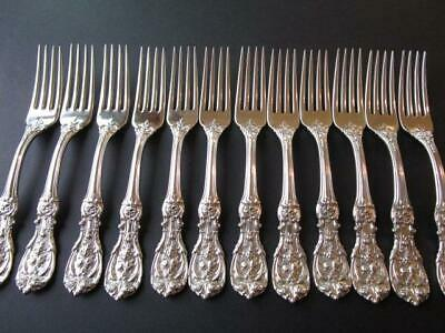 1*OLD MARK PAT DATE REED BARTON FRANCIS I STERLING-FLATWARE DIN FORK 7 1/8