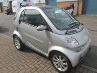 merc smart car 2007 07,reg 700cc semi auto with only 37k long mot great condition px/welcome