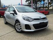 2016 Kia Rio UB MY16 S Silver 4 Speed Automatic Hatchback Belconnen Belconnen Area Preview