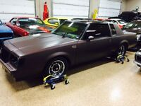 Very fast 1987 Buick Grand National Meth injected!!