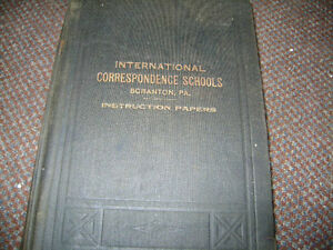 INTERNATIONAL CORRESPONDENCE SCHOOL