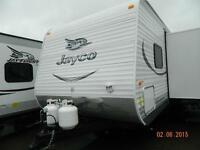 New 2015 Jayco Jay Flight SLX 267BHSW Travel Trailers