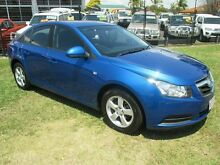 2010 Holden Cruze JG CD Blue 5 Speed Manual Sedan Kippa-ring Redcliffe Area Preview