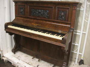 Archibald Ramsden Upright Piano