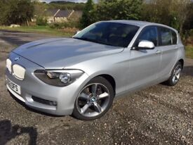 2012 BMW 1 Series 118d URBAN 2.0 Diesel 'Mint Condition'