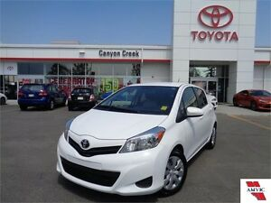 2012 Toyota Yaris LE AUTO DEALER MAINTAINED CLEAN CARPROOF