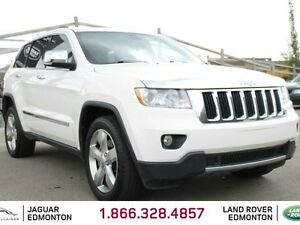 2012 Jeep Grand Cherokee Limited 5.7L 4X4 - LOCAL ONE OWNER TRAD