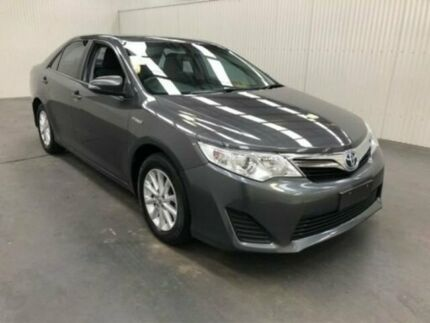 2015 Toyota Camry AVV50R Hybrid H Graphite Continuous Variable Sedan Moonah Glenorchy Area Preview