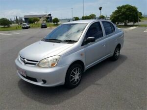 2003 Toyota Echo NCP12R 4 Speed Automatic Sedan