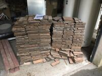 Reclaimed pitch pine parquet flooring for sale 20 m2