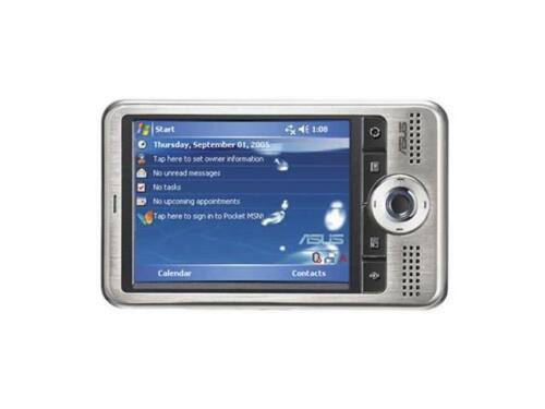 """Asus MYPAL Pocket PC #A626 Windows Mobile 3.5"""" Handheld PDA Bluetooth SD NEW"""