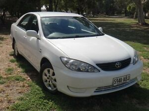 2005 Toyota Camry ACV36R 06 Upgrade Altise Limited Diamond White 4 Speed Automatic Sedan Albert Park Charles Sturt Area Preview