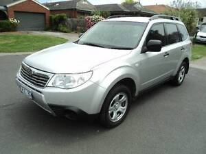 2008 Subaru Forester Wagon, AUTO, REG, RWC, URGENT SALE Roxburgh Park Hume Area Preview