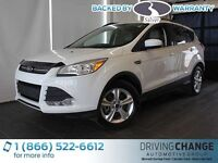 2013 Ford Escape SE-Nav-Heated Leather Seats-Power Driver Seat
