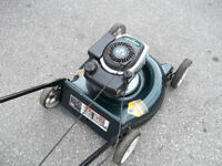 Mastercraft 4.5 Hp lawnmower