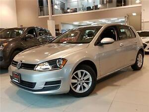 2015 Volkswagen Golf 1.8 TSI-AUTOMATIC-HEATED SEATS-40KM
