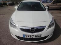LHD 2012 Opel Astra Sport Estate 1686cc Diesel 5Door. SPANISH REGISTERED