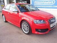 Audi S3 2.0T FSI 2007 quattro S/H Inc Cambelt in 2013 Low miles 66k