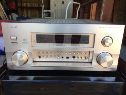 Pioneer vsx 536s stereo receiver radios receivers gumtree pioneer vsx ax10 amplifier fandeluxe Gallery