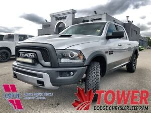 2016 Ram 1500 Rebel - REMOTE ENGINE START