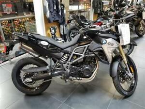 2017 BMW F800GS *FACTORY LOWERED*