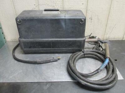 Hobart Porta-wire Cccv 6814 Portable Wire Feed Mig Welder Suitcase Feeder 2