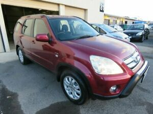 2005 Honda CR-V 2005 Upgrade (4x4) Sport Maroon 5 Speed Automatic Wagon Werribee Wyndham Area Preview