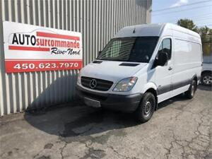 2013 Mercedes-Benz  Sprinter -- GARANTIE 1 AN / 15 000 KMS --