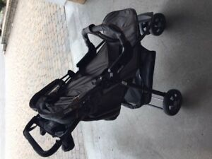 Toddler lightweight stroller