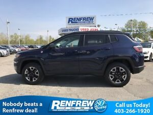 2017 Jeep Compass 4WD 4dr Trailhawk