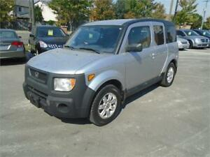 2006 Honda Element w/Y Pkg LOW 120KM CERTIFIED-WARRANTY