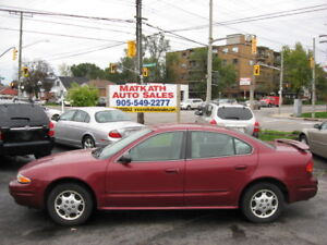 **2004 Oldsmobile Alero**  Certified & E-tested