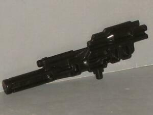 G1 TRANSFORMERS POWERMASTER OPTIMUS PRIME BLACK WEAPON ACCESSORY