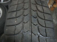 2 MICHELIN X ICE 205 60 16 WINTER HIVER TIRES NO TEXTING