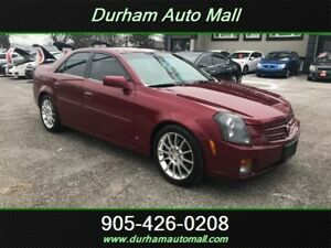 2007 Cadillac CTS Affordable Luxury!