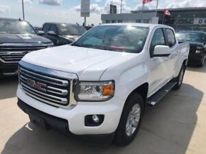 2016 GMC Canyon 4WD SLE V6 4x4 CREW like new just 24.000km