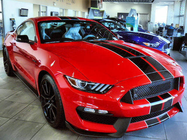 Image 1 of Ford: Mustang SHELBY…