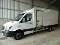 2016 Mercedes-Benz Sprinter 513 CDTi 16ft Refrigeration/ Freezer Twin Rear Wheel